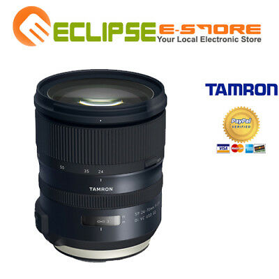 Brand NEW Tamron SP 24-70mm F/2.8 Di VC USD G2 Lenses For Canon
