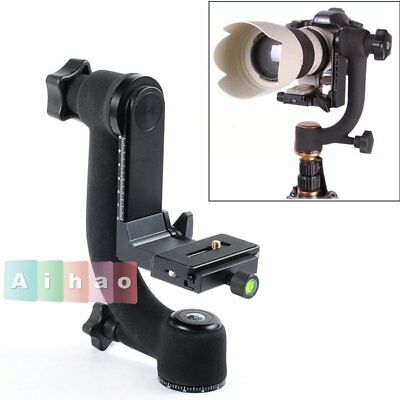ST-360 Panorama Panoramic 360 Rotation Gimbal Tripod Head For Telephoto Lens【AU】