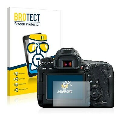 Canon EOS 6D Mark II Glass Film Screen Protector Protection