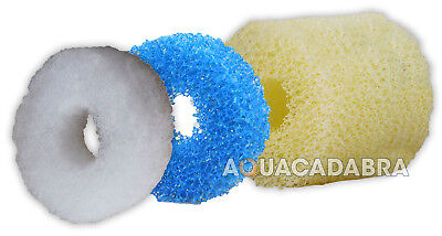 EHEIM Aquaball Foams 60/130/180 Coarse, Fine, Poly Filter Media Spare Fish Tank