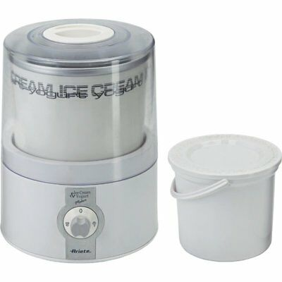 Ariete Ice Cream & Yogurt Maker Capacità 1,2 Kg 00C063500Ar0