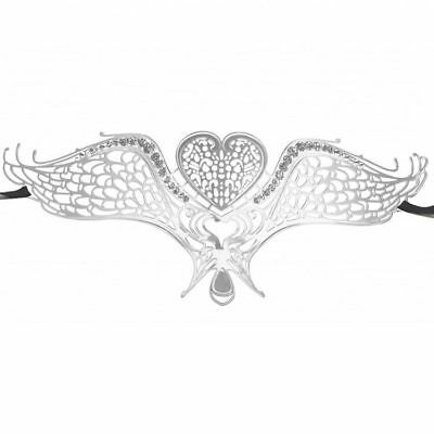 Ouch Swan Masquerade Mascara Silver | Ouch