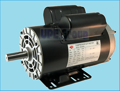 "5Hp Compressor Duty 230V 7/8"" Shaft Motor Replaces 00536Os1Ccdg56Hz"