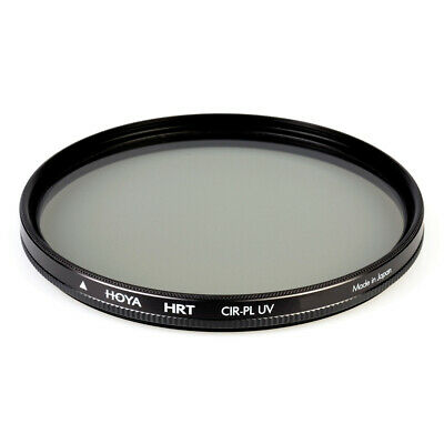 77mm Hoya HRT CIR-PL UV Circular Polarising Camera Lens Filter CPL Polarizer