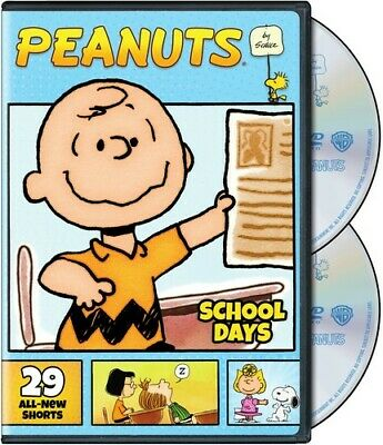 Peanuts by Schulz: School Days [New DVD] Ac-3/Dolby Digital, Dolby, Widescreen