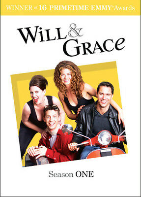 Will And Grace: Season 1 [New DVD] 3 Pack
