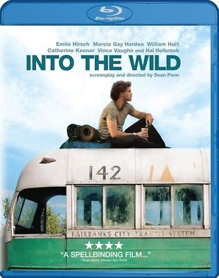 Into The Wild [New Blu-ray] Ac-3/Dolby Digital, Dolby, Dubbed, Subtitled, Wide