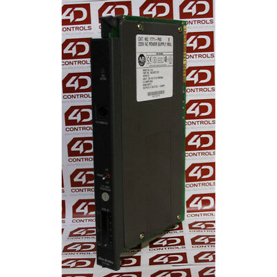 Allen-Bradley 1771-P6S PLC-5 Power Supply - Used - Series B
