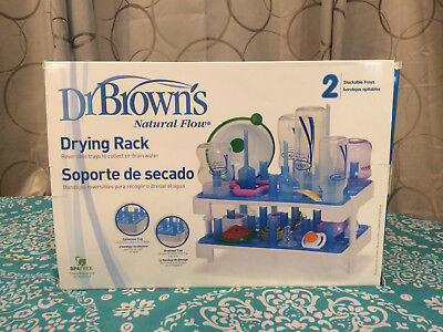 NIB Dr Brown's Stackable Drying Rack