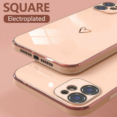 For iPhone 11 Pro Max XS XR X 8 6 7 Plus Luxury Thin PU Leather Soft Case Cover