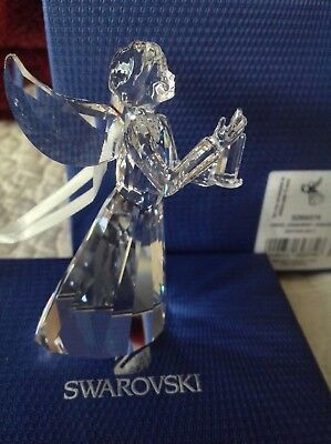 Swarovski 2017 ANNUAL EDITION ANGEL CHRISTMAS ORNAMENT - Limited Edition MIB