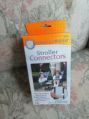 Prince Lionheart Stroller Connectors in the box