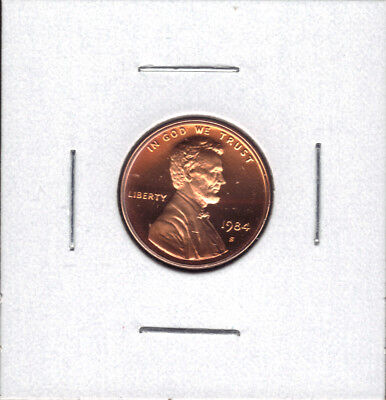 1984-S Choice Proof Lincoln Cent