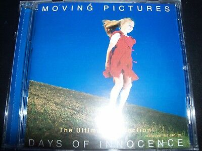 MOVING PICTURES Days Of Innocence Collection Very Best Of Greatest Hits CD - NEW