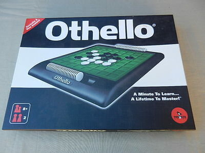 OTHELLO Vintage BOARD GAME Ventura 2004
