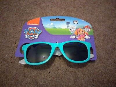paw patrol boys sunglasses new in pack uv 400 3+ - blue