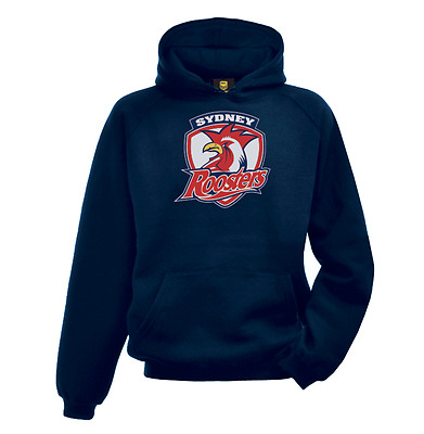 Sydney Roosters NRL Classic Fleece Hoody Hoodie Sizes S-5XL! W17