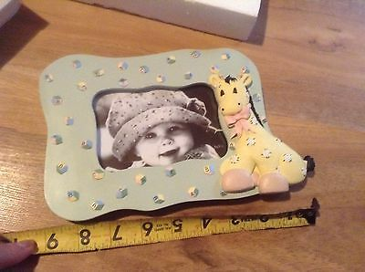 Baby/child Photo Frame - New