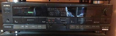 Aiwa AD-WX707 Stereo Cassette Deck