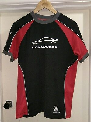 Official Holden Merchandise Commodore SS T Shirt Size Small HSV
