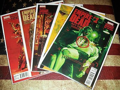 George Romero's Empire of the Dead: Act Two Comic Books