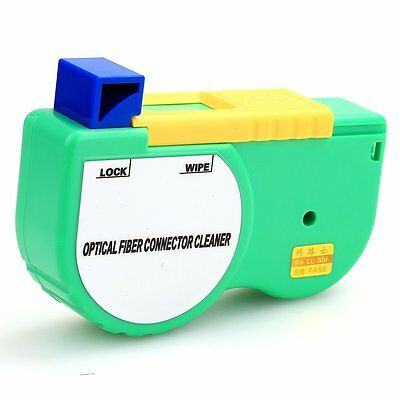 Fiber Optic Connector Cleaner/Fiber Optic Cleaning Tool/Cassette 500 Cleans