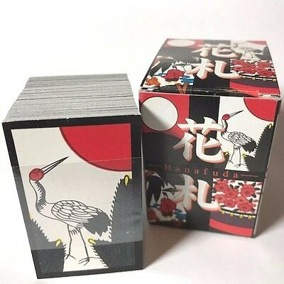 Hanafuda Cards Japanese Game Playing Flower Card set Japan New