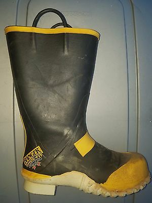RANGER Firefighter Bunker Gear Boots sizes **Pick Your Size**