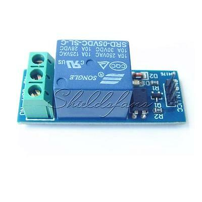 5V one 1 Channel Relay Module With optocoupler For PIC AVR DSP ARM  Arduino