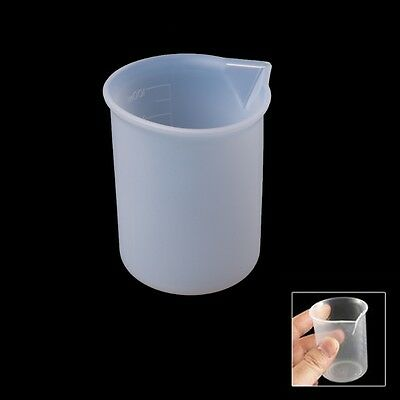 100ml Measuring Cup Silicone Resin Glue Tools Jewelry Making Handmade DIY Craft