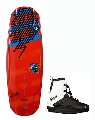 41% off 2017 O'Brien Hooky Nomad Kids Wakeboard Package, various sizes. 66391