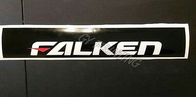Falken Windshield Decals Banners Sun Strip Sun Visor Banners Cars Stickers JDM