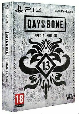 Days Gone - Limited Special Edition Ps4 Videogioco Sony Play Station 4 Italiano