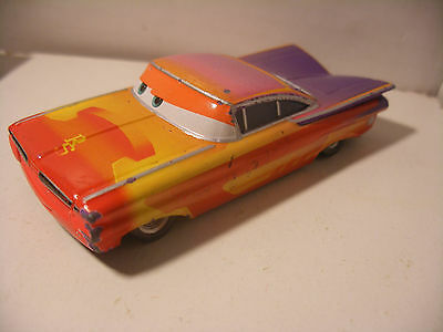 Mattel Disney Pixar Voiture CARS 2 Die Cast Metal 1/55 RAMONE RS Radiator Spring