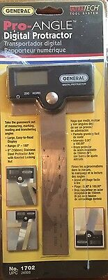Peo-Angle General Digital Protector UltraTech Tool System No. 1702 UPC 26008