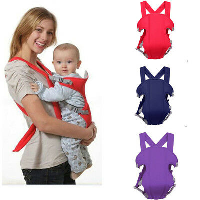 New Ergonomic Strong Breathable Adjustable Infant Newborn Baby  Backpack