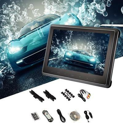 10.1 Inch Ultra-thin Car Headrest DVD Player 720P TFT LCD Multimedia Monitor CE