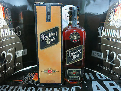 BUNDABERG BLACK RUM VAT 14 1986 World Class Rum Near Mint 700ML