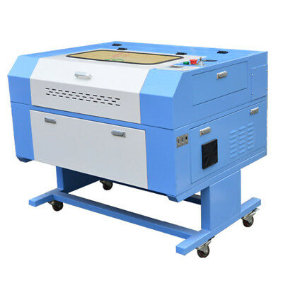 RECI 100W Co2 Laser Engraving and Cutting Machine With CW-3000 Chiller USB Port
