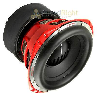 """Orion HCCA122 12"""" Subwoofer 5000 Watt Dual 2 Ohm Voice Coil Bass Competition Sub"""
