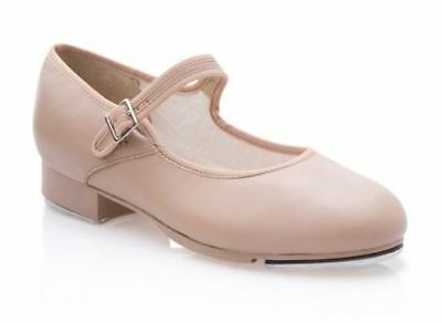 Capezio Mary Jane Caramel Tap Shoe for Women Style 3800