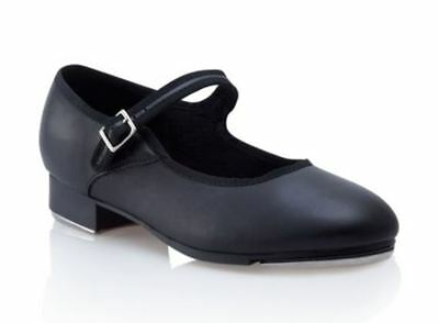 Capezio Mary Jane Black Tap Shoe for Women Style 3800