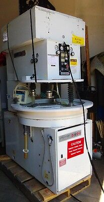 "Lapping & Polishing Machine 32"" Speedfam 32BTGW Standalone Free Abrasive Wafer"