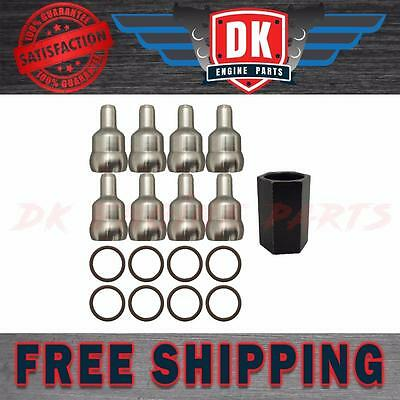 03-10 FORD 6 0L Powerstroke Diesel Engine Low Pressure Oil