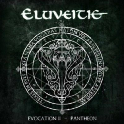 Evocation II: Pantheon * by Eluveitie (CD, Aug-2017, Nuclear Blast)