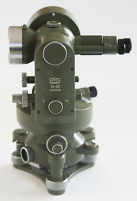 "MOM BI 1"" Glass Arc Theodolite"