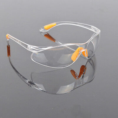 Eye Protection Protective Safety Riding Goggles Eyewear Glasses Lab Dental