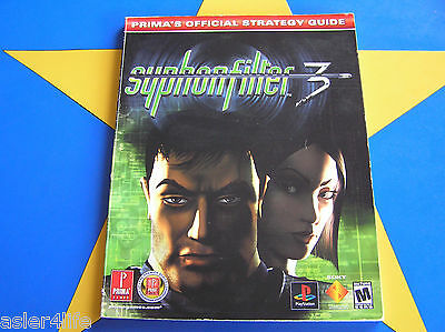 Syphon Filter 3 - Strategy Guide