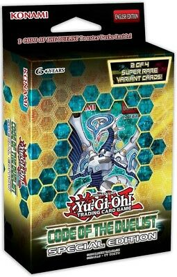 Code of the Duelist Special Edition PRE ORDER Sep 21