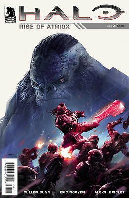 HALO Rise of Atriox (2017) #1 New Bagged